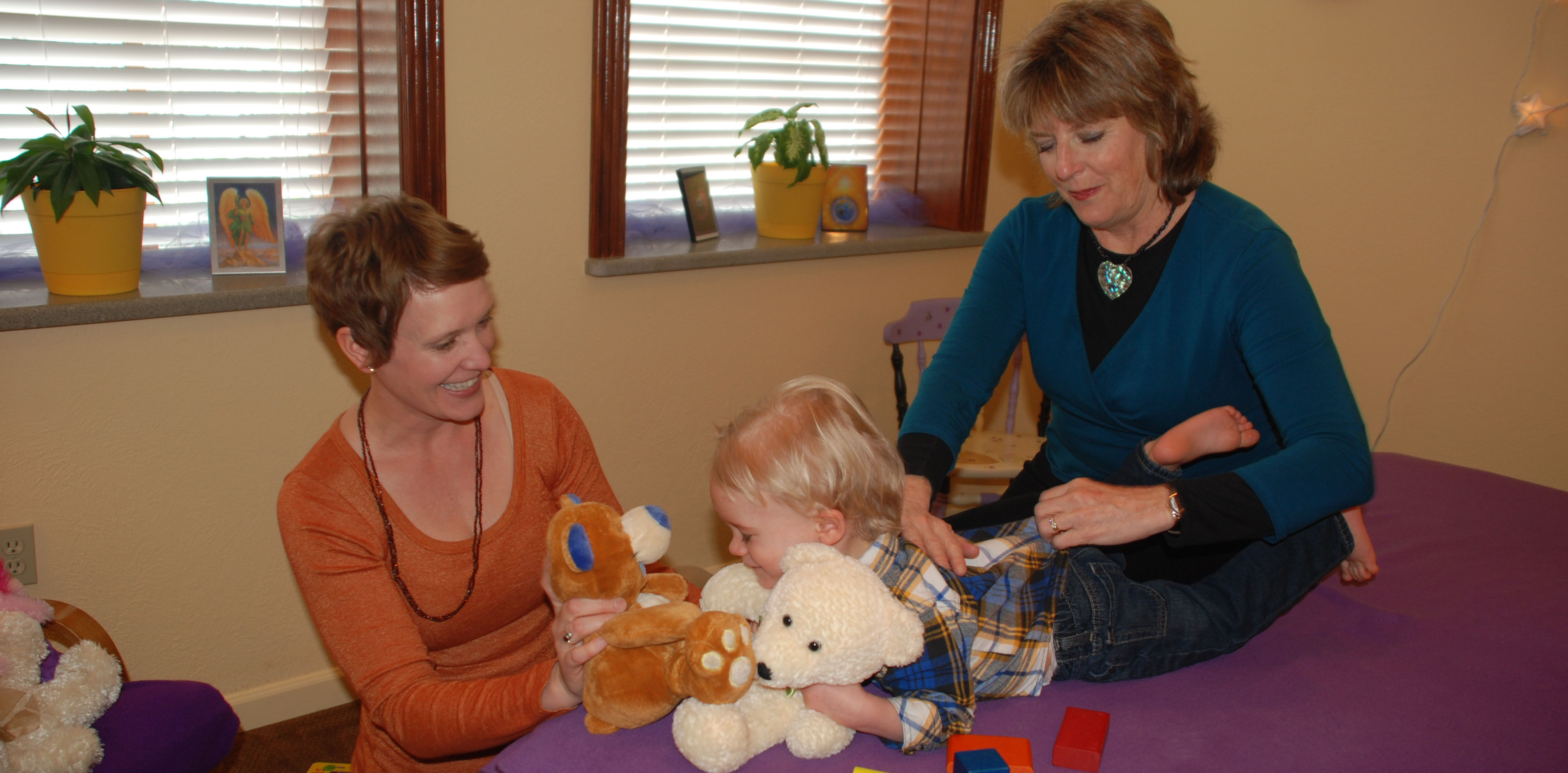 Pediatric CranioSacral Therapy